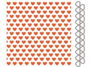 Bilde av Marianne Design - DF3413 - Design folders Extra - HJERTER