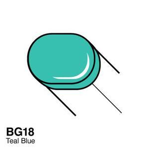 Bilde av Copic - Sketch Marker - BG18 - TEAL BLUE