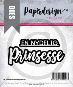 Bilde av Papirdesign Dies PD1900050 - Prins/prinsesse
