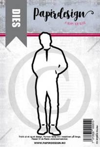 Bilde av Papirdesign Dies PD1900051 - Staskar