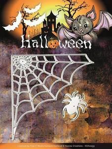 Bilde av FIT - Dies - YCD10033 - Yvonne Creations - Spider Web