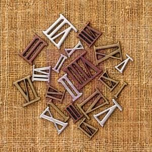 Bilde av Prima - 960230 - Vintage Trinkets - Mini Roman Numerals