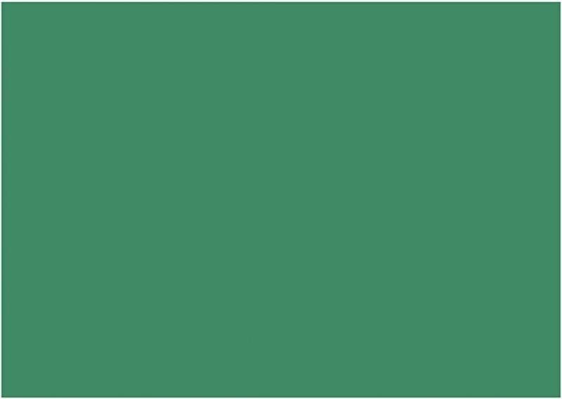Mosegummi - A4 - 2mm - 79036 - Mørk Grønn