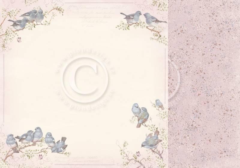 Pion Design - PD26002 - New Beginnings - Bird song