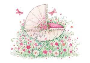 Bilde av Wild Rose Studio - CL221 - Annabelles Meadow - New Baby