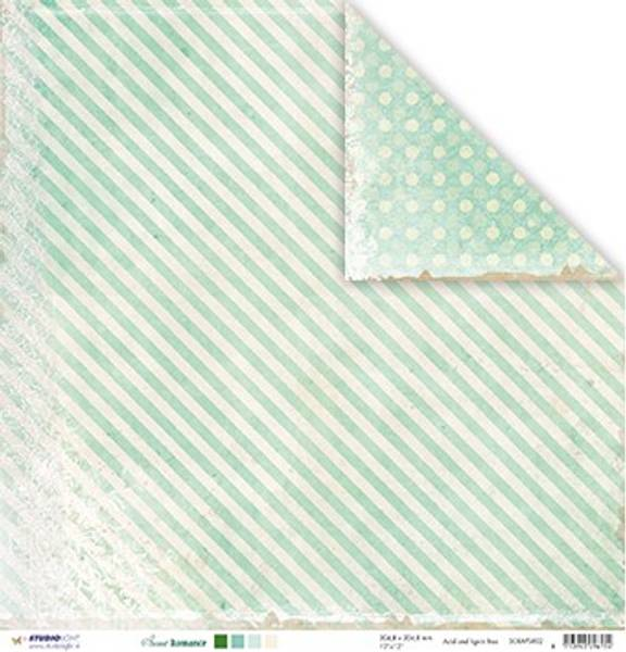 Studiolight - 12x12 - ScrapSR02 - Sweet Romance 02