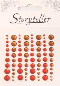 Bilde av Storyteller - Bling - ST-002569 - Orange - Brun