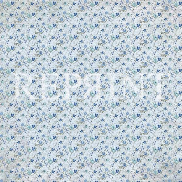 Reprint - 12x12 - RP0371 - Little Boys - Tiny Flowers