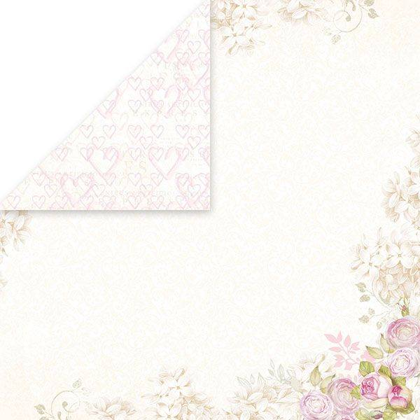 Craft & You - WD05 - White Day 05 - 12x12