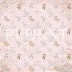 Bilde av Reprint - 12x12 - RP0374 - Little Girls - Ballerina