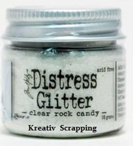 Bilde av TIM HOLTZ - DISTRESS GLITTER TDG39150 - CLEAR ROCK CANDY