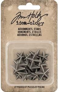 Bilde av Tim Holtz - Idea-ology - TH93562 - Adornments Stars (27pcs)