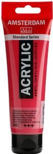 Bilde av Amsterdam - Acrylic Standard - 120ml - 348 PERM. RED PURPLE