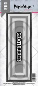 Bilde av Papirdesign Dies PD2100499 - Slimcard Base