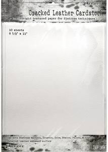 Bilde av Ranger - Distress Cracked Leather Cardstock - 8,5 x 11 - 10 stk