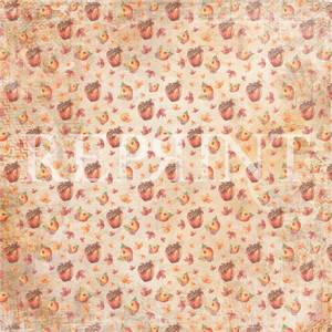 Bilde av Reprint - 12x12 - RP0380 - Shades of fall - Apples