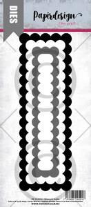 Bilde av Papirdesign Dies PD2100521 - Slimcard boble