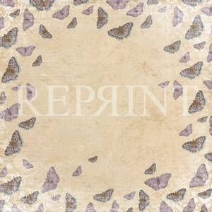 Bilde av Reprint - 12x12 - RP0384 - Purple Ephemera - Butterflies