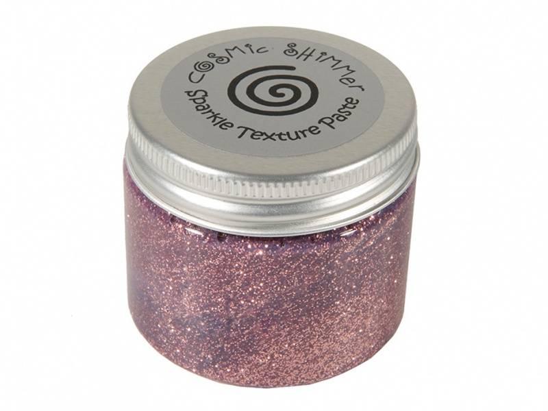 Cosmic Shimmer - Sparkle Paste 50ml - Pink Blush