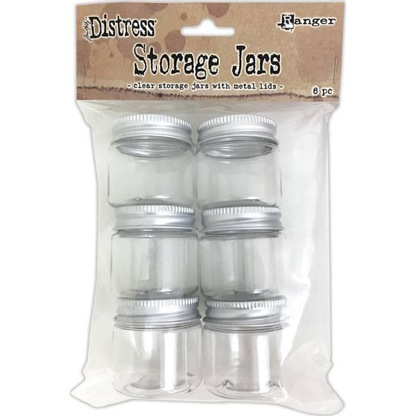 Ranger - Tim Holtz - Distress - Storage Jars