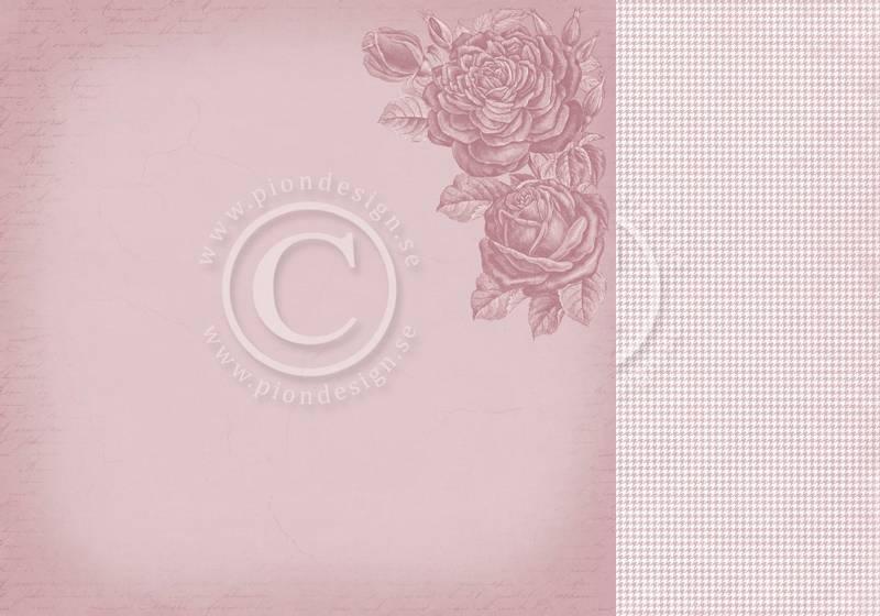 Pion Design - PD28001 - Everlasting Memories - Timeless roses