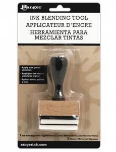 Bilde av Ranger - Inkssentials - Ink Blending Tool & Foam