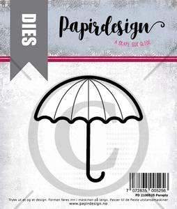Bilde av Papirdesign Dies PD2100525 - Paraply