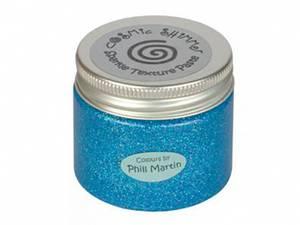 Bilde av Cosmic Shimmer - Sparkle Paste 50ml - Graceful Blue