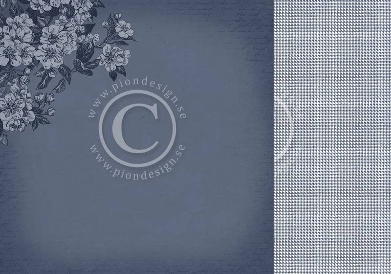 Pion Design - PD28003 - Everlasting Memories - Memorable blossom