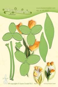 Bilde av Leane Creatief - 45.5657 - LeCrea Multi dies - Tulip