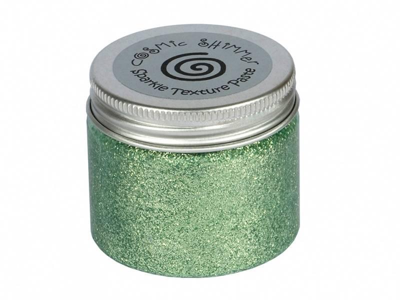 Cosmic Shimmer - Sparkle Paste 50ml - Sea Green