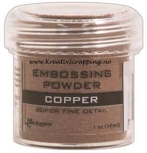 Bilde av Ranger - Embossing powder - Super Fine Detail - Copper