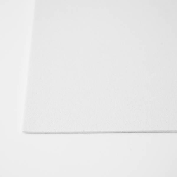 Kort & Godt - FO210 - Mosegummi - Hvit