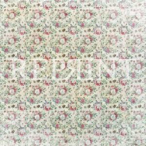 Bilde av Reprint - 12x12 - RP0402 - Christmas Bouquet - White Roses