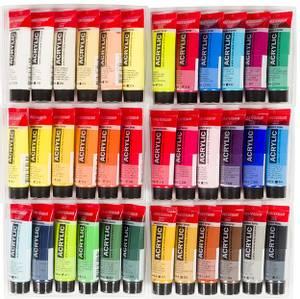 Bilde av Amsterdam - Acrylic Standard - 20ml - Sett 36 ass farger