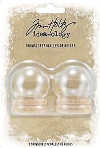 Bilde av Tim Holtz - Idea-ology - TH94015 - Snowglobes (2pcs)