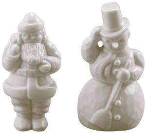 Bilde av Tim Holtz - Idea-ology - TH93995 - Salvaged Santa & Snowman (2pc
