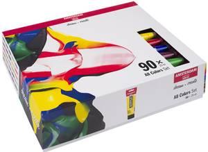 Bilde av Amsterdam - Acrylic Standard - 20ml - Sett 90 ass farger