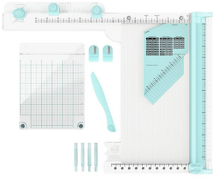 We R Memory Keepers - The Works All In One Tool Kit
