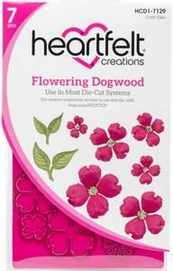 Bilde av Heartfelt Creations - Flowering Dogwood - Cut & Emboss Dies