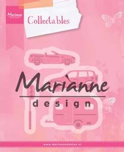 Bilde av Marianne Design - Collectable dies - COL1435 - Cars