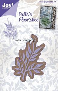 Bilde av Joy Crafts - 6002-0263 - Floral Flourish - Branch Twig nr. 1