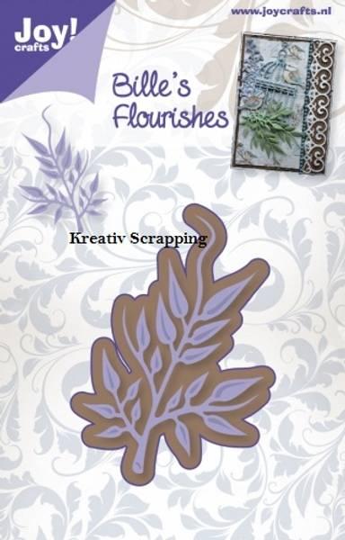 Joy Crafts - 6002-0263 - Die - Floral Flourish - Branch Twig nr1