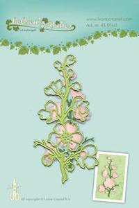 Bilde av Leane Creatief - 45.0560 - LeCrea 3D dies - Flowering sprig