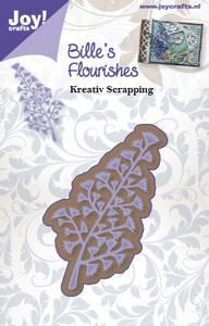 Bilde av Joy Crafts - 6002-0264 - Floral Flourish - Branch Twig nr. 2