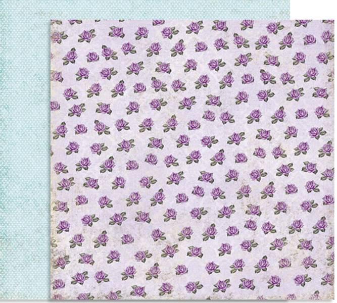 Papirdesign PD14893 - Forventning - Vakre blomster