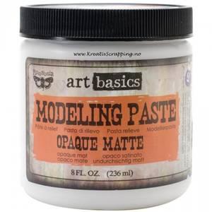 Bilde av Finnabair - 961411 - ArtBasic - Modeling Paste - Opaque Matt