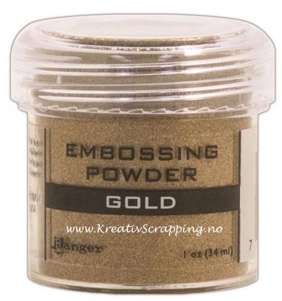 Ranger - Embossing powder - Gold