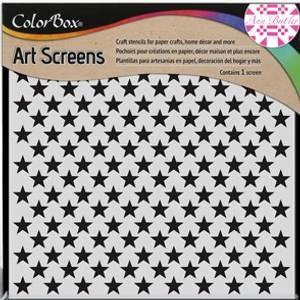 Bilde av Clearsnap - ColorBox - 6x6 - Art Screens - Stars