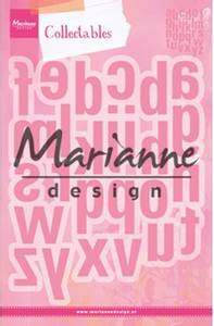 Bilde av Marianne Design - Collectable dies - COL1449 - Alfabet XXL